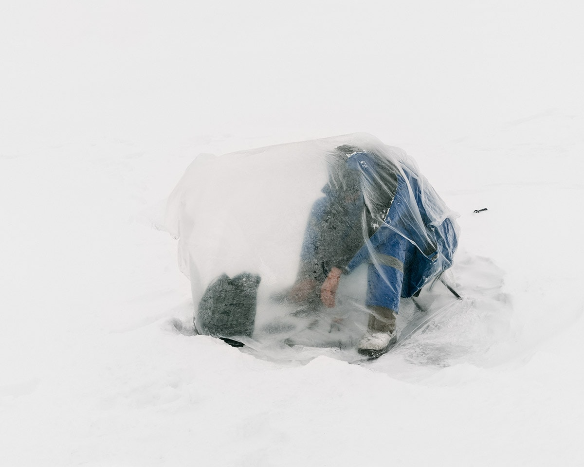 From the series Ice Fishers by Aleksey Kondratyev (Bright Spark)