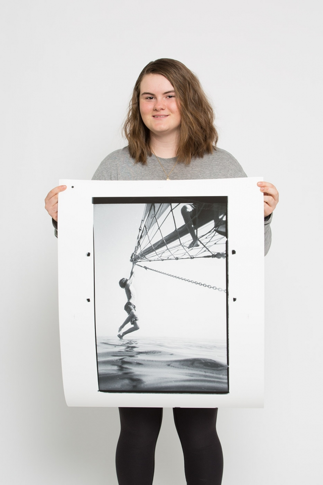 Delaney Steele-Brown, Etobicoke School of the Arts