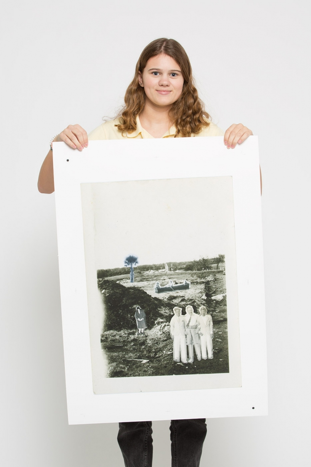 Hannah Beveridge, Etobicoke School of the Arts