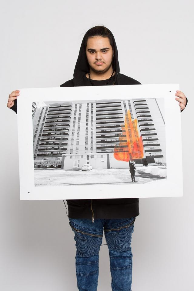Syed Halavi, John Polanyi Collegiate Institute