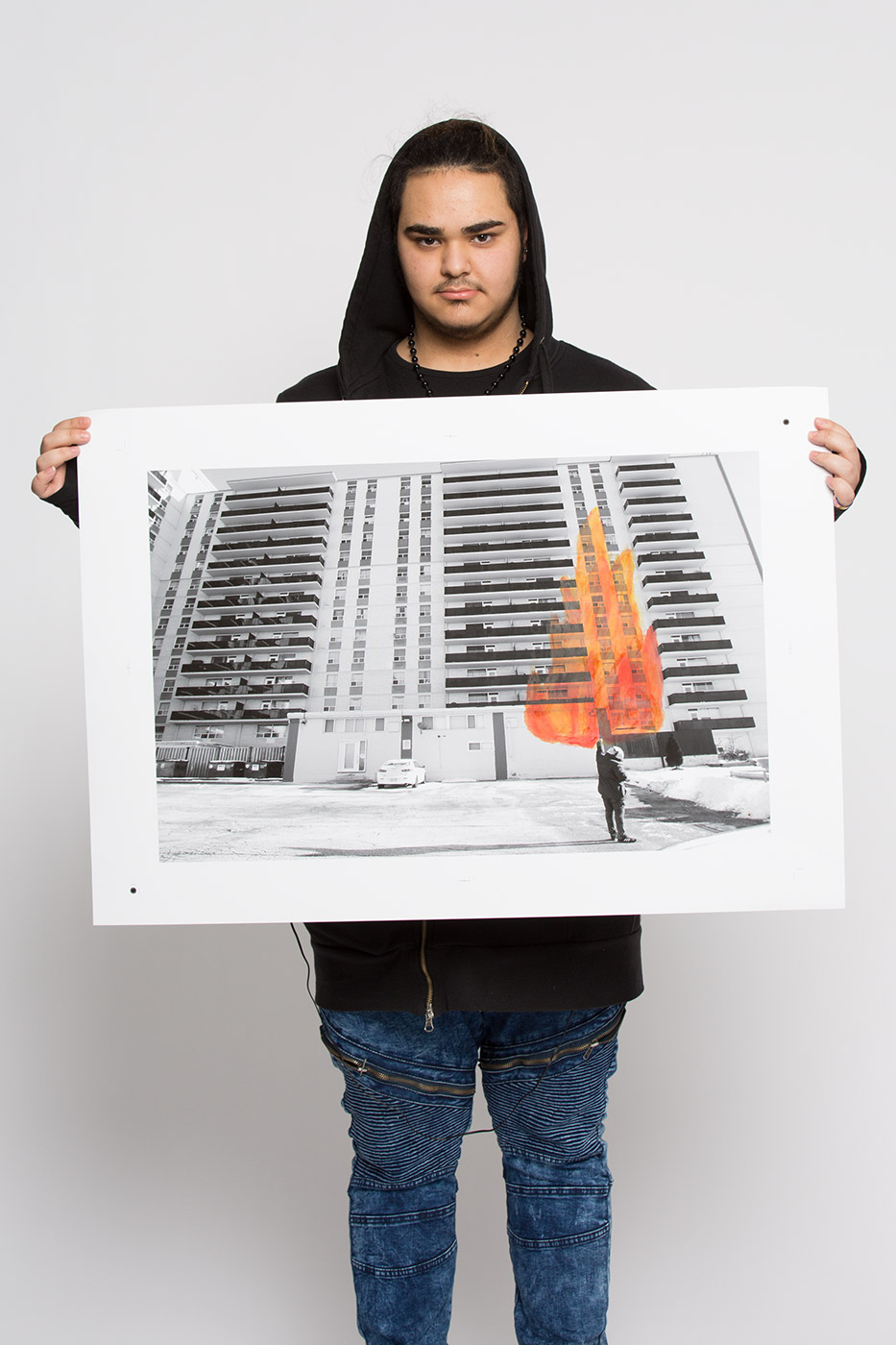 Syed Halavi, John Polanyi Collegiate Institute
