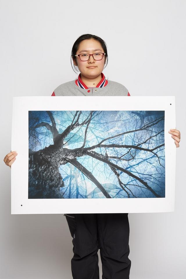 Ziqi Zhou, Nora Frances Henderson Secondary School