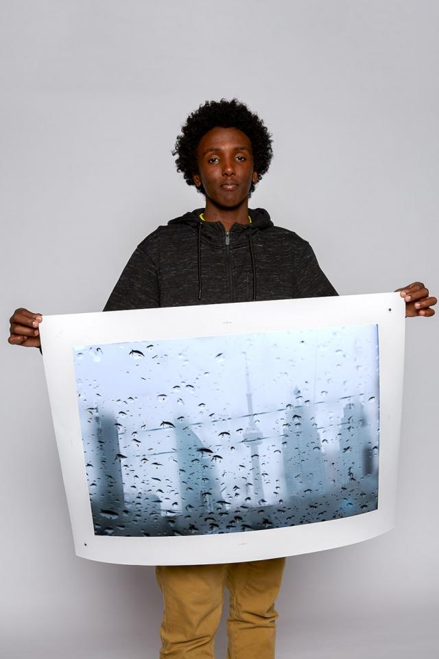 Elyas Mohamed, Shoot for Peace