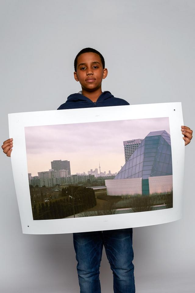 Yassir Ahmed, Shoot for Peace