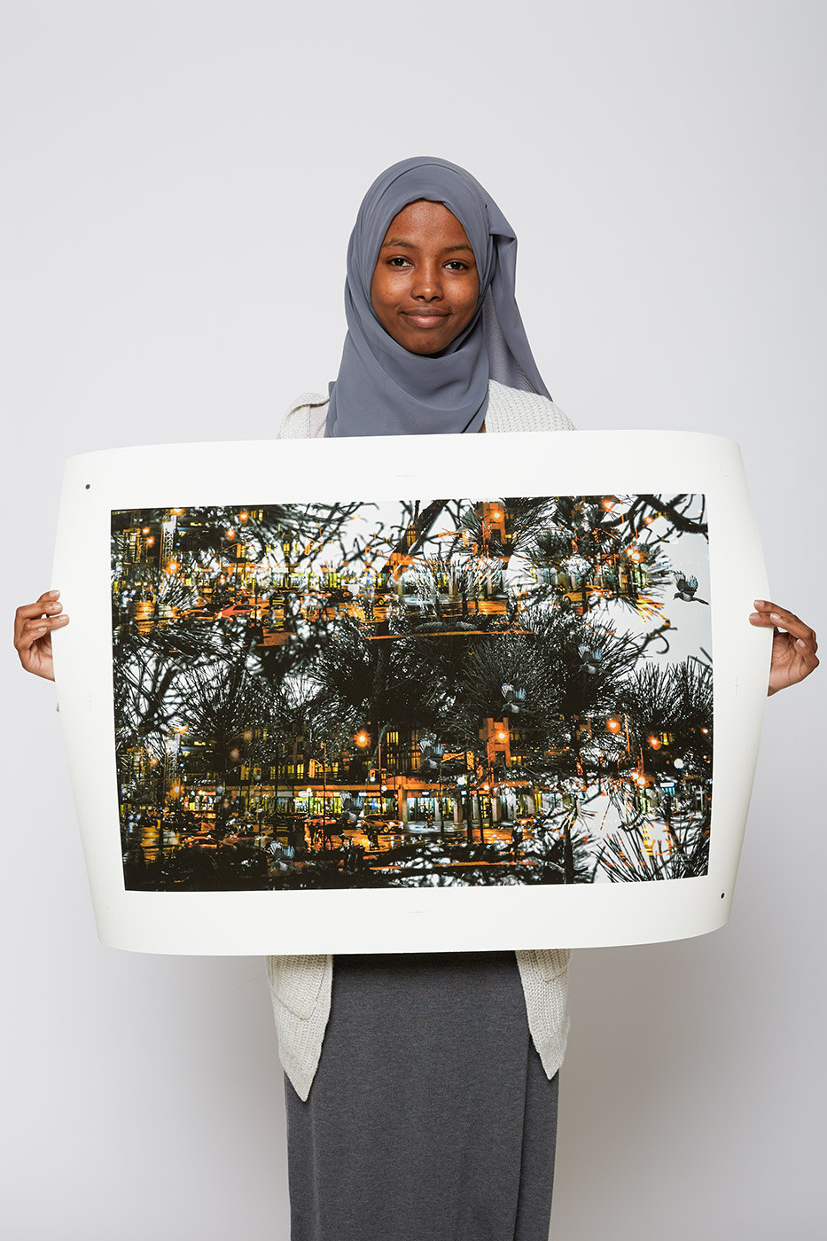 Nadifo Mohamed, Sir John A. Macdonald Secondary School